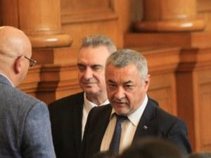 Валери Симеонов: Дай Боже колективно общо решение за партийните субсидии
