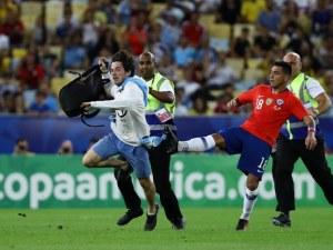 Ясни са четвъртфиналите на Копа Америка
