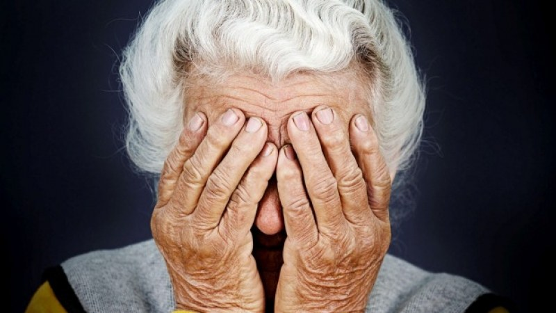 93-годишна англичанка влезе в ареста по собствено желание