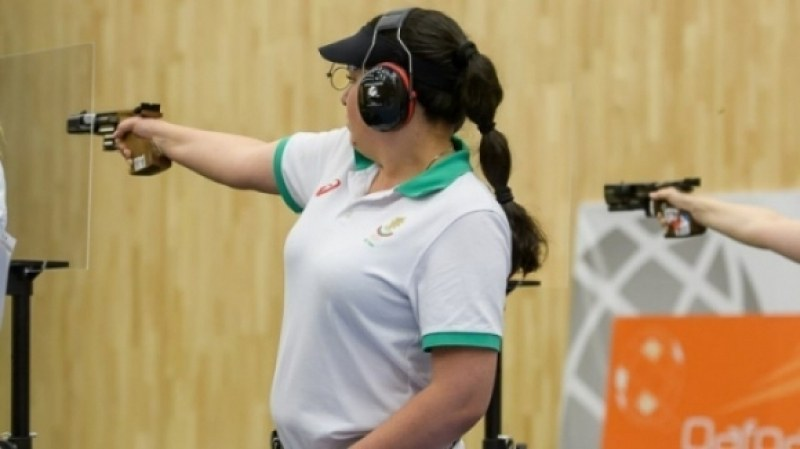 Антоанета Бонева с втори медал от Европейските игри