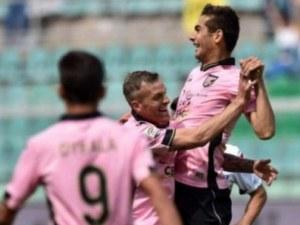 Българска връзка във фалита на италианския тим на наш национал