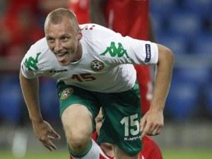 Иван Иванов подписа с отбор от Трета лига