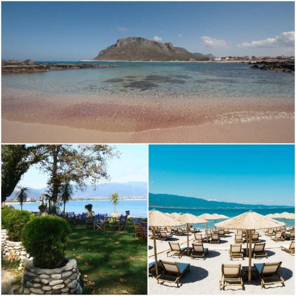 На 350 км от Пловдив и София: Ставрос – средиземноморски приключения,  безкраен плаж и вълшебни мигове под слънцето