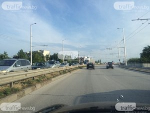 Авария на Кукленско шосе: Газопровод се спука по време на ремонта