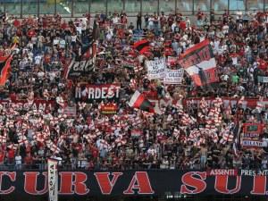 Потвърдено: Милан аут от евротурнирите