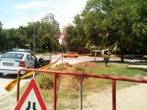 Заради снаряда! Евакуират три блока в  пловдивския квартал ЖР