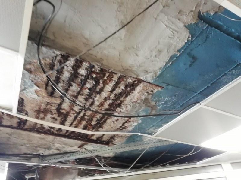 От първо лице: Разказът на жена, разминала се на косъм от рухналия таван в софийския подлез