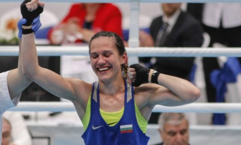 Нов голям успех за България! Станимира Петрова грабна златото на Европейските игри