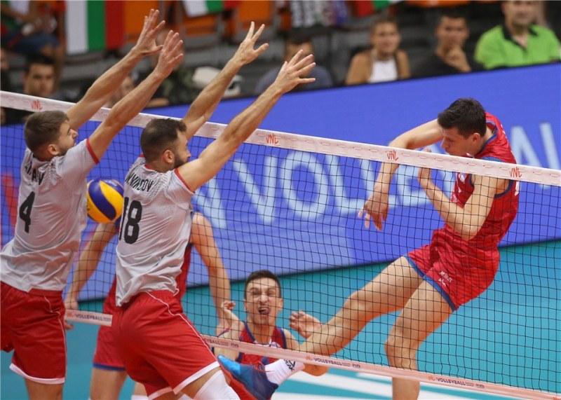 България завърши със загуба от Сърбия в Колодрума