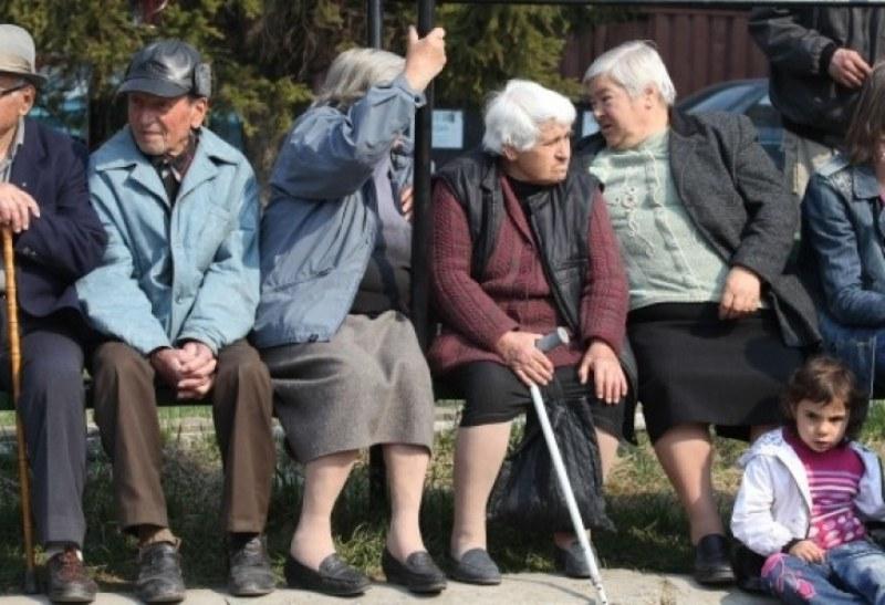 Над 2 млн. пенсионери с увеличение на пенсиите
