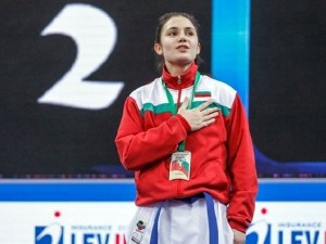 Ивет Горанова грабна златен медал на Европейските игри в Минск