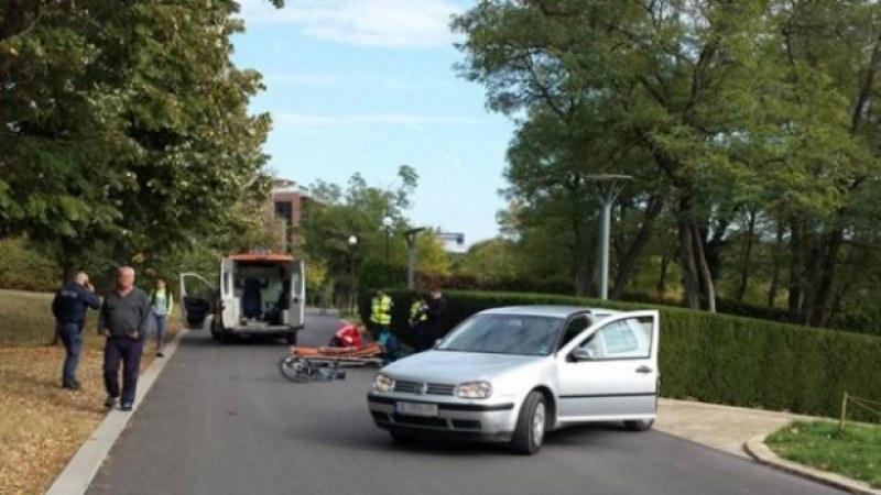 Варна се вдигна на протест заради убитото дете в Морската градина