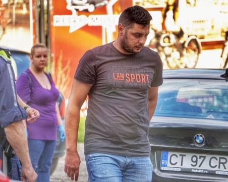 Румънецът Адриан, прегазил малката Радослава, остава в ареста