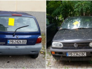 30 автомобили осъмнаха с предупреждения в пловдивския квартал Каршияка