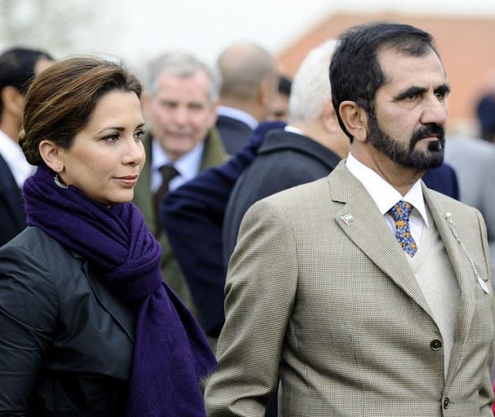Жената на дубайския шейх избяга в Европа заедно с 31 млн. паунда