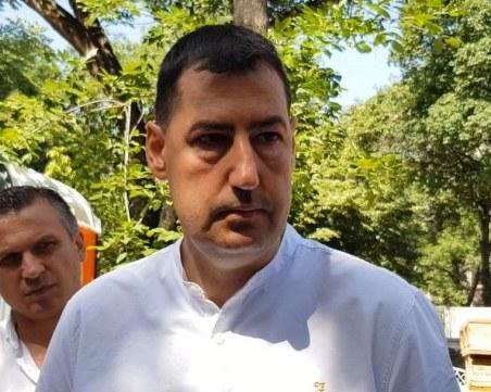 Кметът Тотев за уволнението на Кацарски: Ние сме едно семейство, всичко си остава в семейството