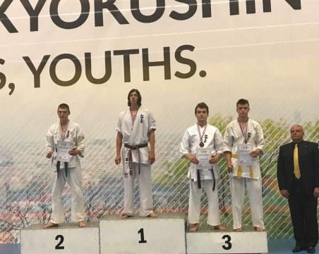 Пловдивски талант с втора европейска титла в карате