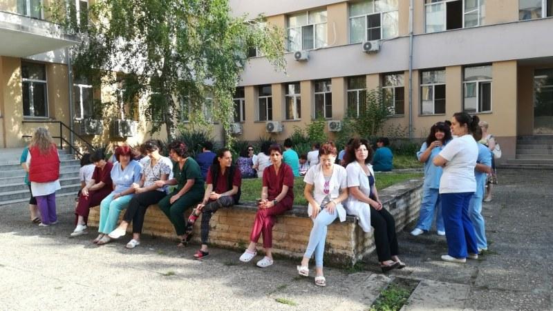 Колективна оставка! Над 100 медици са готови да напуснат болница във Видин