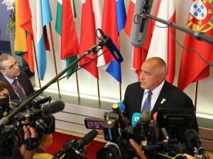 Борисов: Предложих хърватина Пленкович за шеф на Еврокомисията