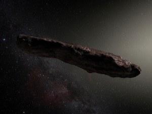 Мистериозното космическо тяло не е извънземен кораб