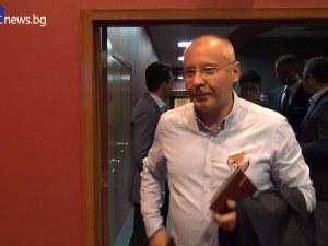 Сергей Станишев се отказа от номинацията на ЕП, но благодари за признанието