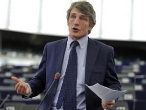 Социалист от Флоренция оглави Европарламента след балотаж