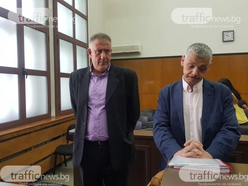 Делото за убийството на Плъха отново бе отложено, този път заради адвокат в болница