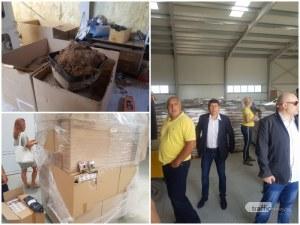 Заводът за контрабандни цигари в Труд бълвал по 6 хил. мастербокса Muratti и Royal на месец