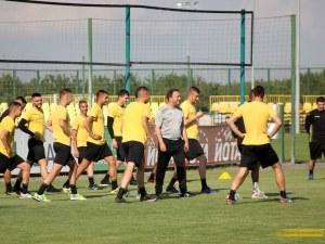 Ботев се представя пред феновете преди контрола в събота