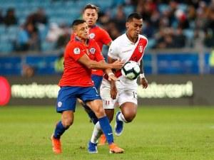 Перу шокира шампиона на Копа Америка