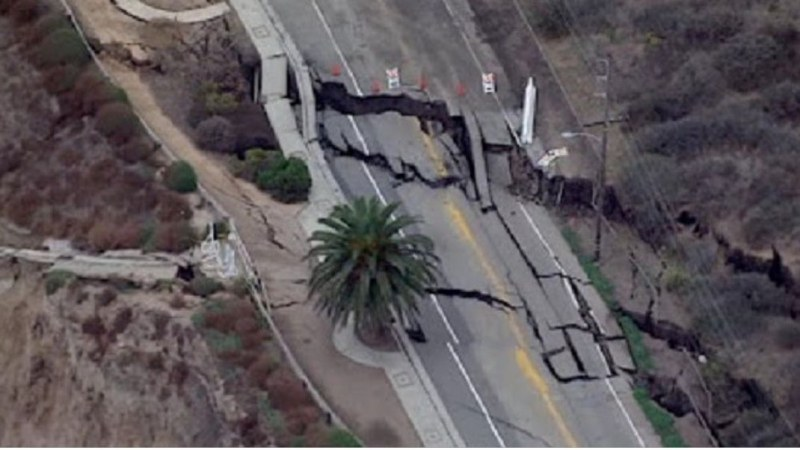 Любителски кадри от земетресението в ЛА заляха социалните мрежи