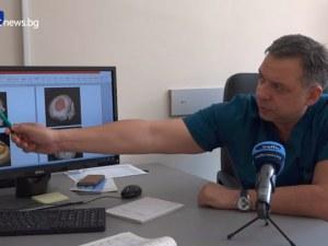 Импланти, направени на 3D принтер, спасяват хора с тежки черепни травми