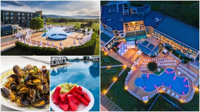 Това е едно от най-желаните места за лятна отпуска