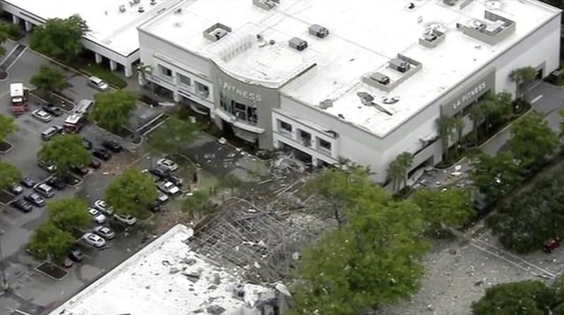 Експлозия във Флорида, има много ранени