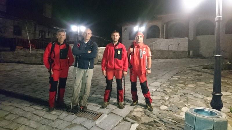 Спасиха бедстващ германски турист край Рилския манастир