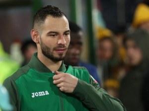 Националът Симеон Славчев отказал на Ботев Пловдив