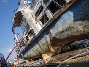 Откриха още една жертва на потъналото корабче в Будапеща