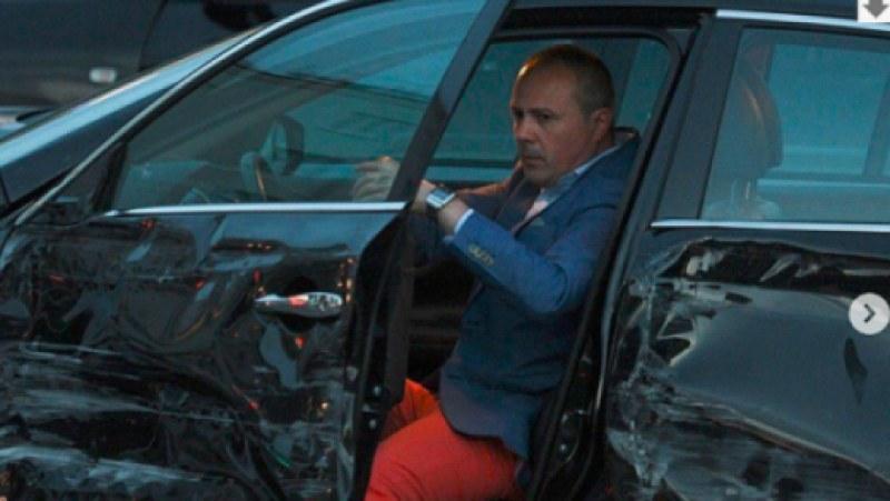 Консулът на България в Екатеринбург стана участник в катастрофа