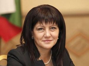 Караянчева: Драмите, които се очакваха на Конгреса на ГЕРБ, не се получиха