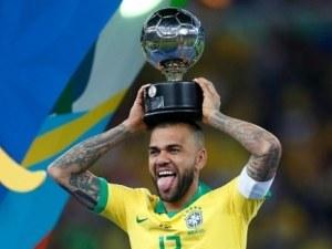 Този футболист е първият в историята с 40 трофея!