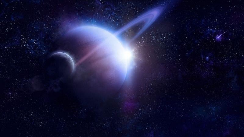 В нощното небе: Може да видим Сатурн с бинокъл