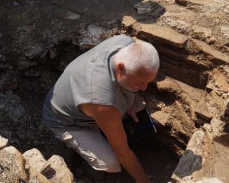 Уникални открития в древния град Мисионис край Търговище