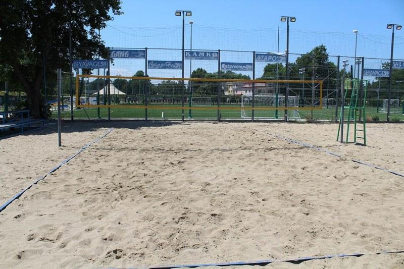 Марица организира летни занимания по волейбол за децата