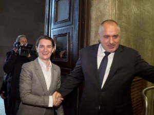 Борисов към сърбите: Толкова ви обичам, нищо не съм рекъл!