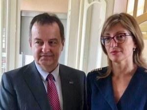 Дачич замазва скандала с Борисов, обвини медиите, че са го подвели