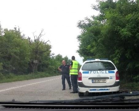 Заради чумата: Полицаи търсят прасета и месо в багажниците