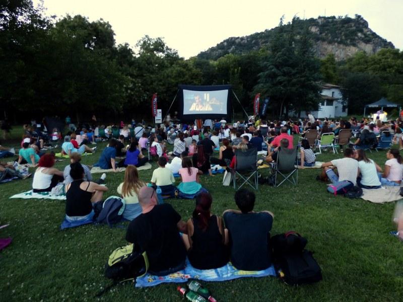 От днес тръгва лятно кино под открито небе в Пловдив