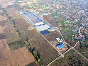 Държавата строи пътища за големи инвеститори в индустриалната зона край Куклен