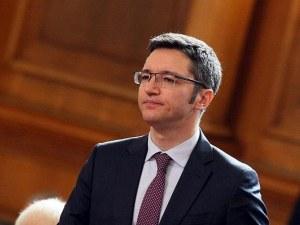 Избраха Кристиан Вигенин за зам.-председател на парламента