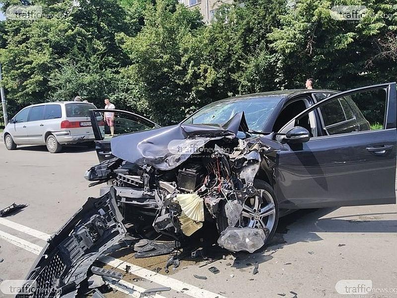 Жената, пострадала при тежка катастрофа в София, е в медикаментозна кома! Спешно се нуждае от кръв